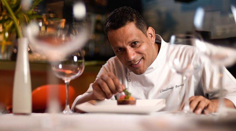 Chef Claudemir Barros deixa a cozinha do Oleiro