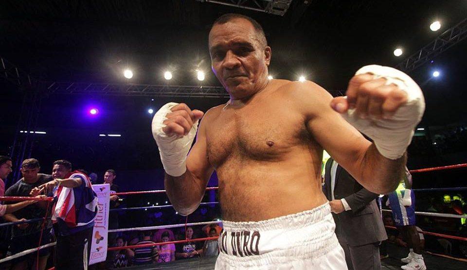 Todo Duro é considerado uma lenda do boxe pernambucano - Foto: Divulgação