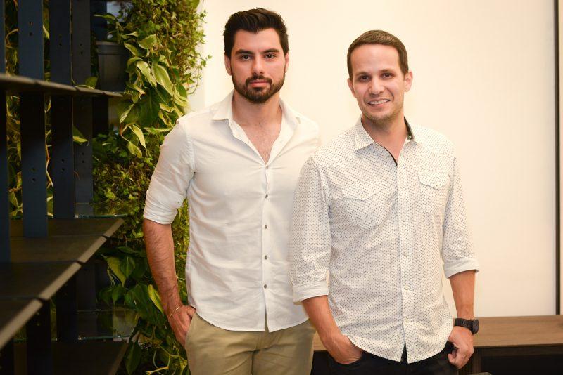 Os arquitetos e sócios Luiz Dubeux e João Vasconcelos. Foto: Jose Britto