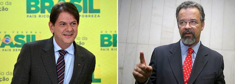O senador Cid Gomes e o ex-ministro Raul Jungmann, que sempre estiveram em lados opostos, vão debater no forum