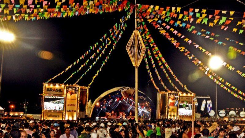 Cidade de Caruaru é famosa pelo São João - Foto: Reprodução
