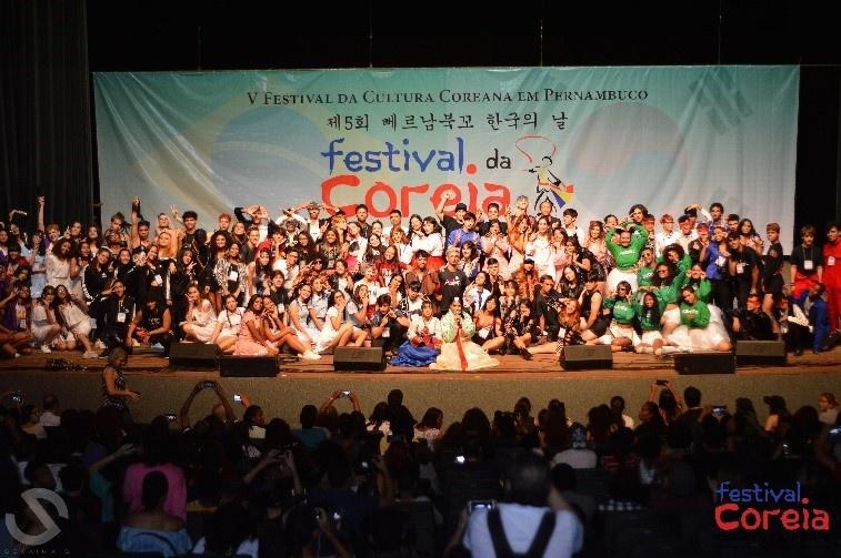 O Festival da Coreia ocorrerá no Cecon - Foto: Divulgação