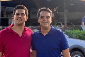 Os irmãos Victor Braz e José Walter são sócios do Seu Tito - Foto: Divulgação