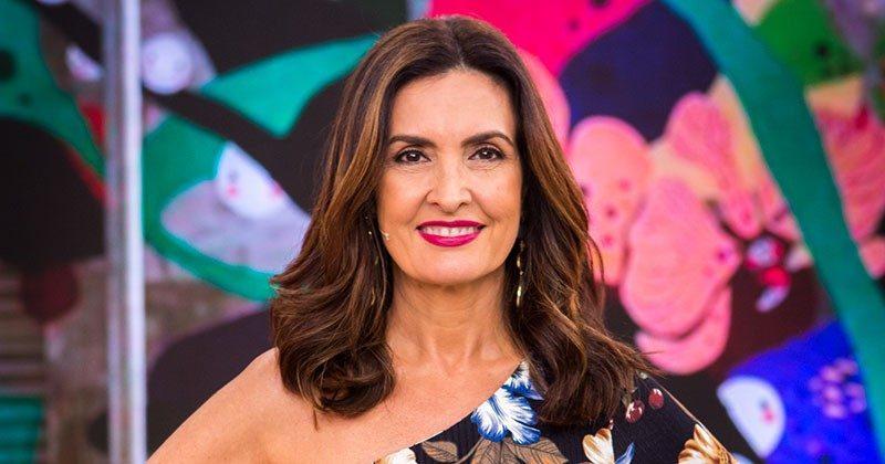 Fátima Bernardes passa bem após cirurgia para retirada de câncer