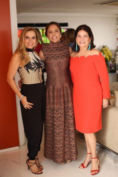 Rose, Tete e Rejane
