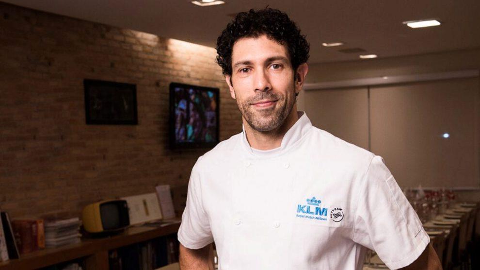 Chef Rodrigo Mocotó