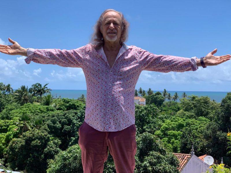 """Alceu Valença lança versão orquestrada do clássico """"Anunciação"""""""