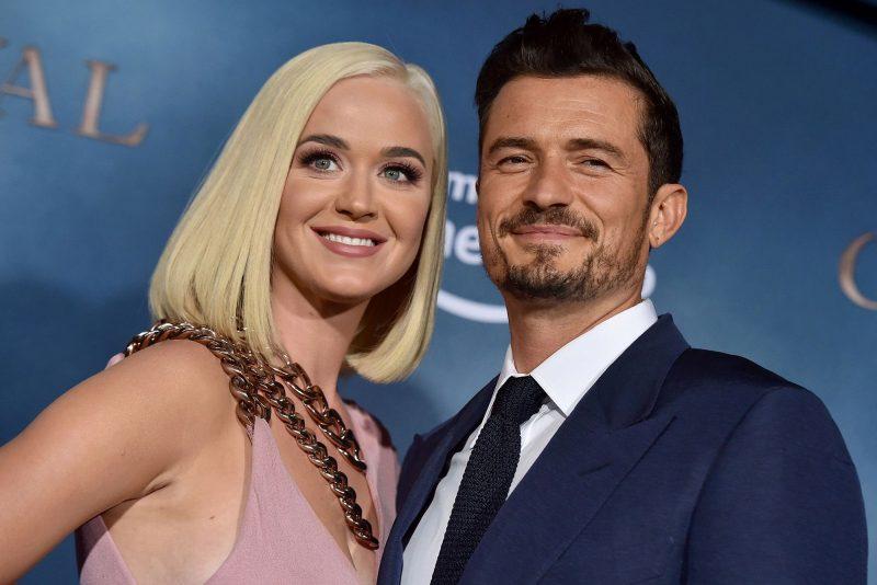 Katy Perry nega que Jennifer Aniston será madrinha de sua filha