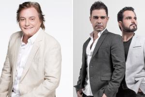 Fábio Jr e Zezé di Camargo & Luciano