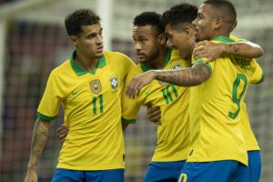 O Brasil é o atual campeão da Copa América - Foto: Reprodução/Lucas Figueiredo/CBF.
