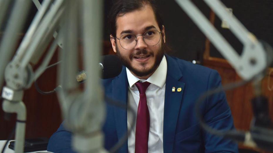 Túlio Gadelha - Foto: Rafael Furtado/Folha de Pernambuco.