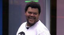 Babu Santana - Foto: Reprodução/TV Globo.