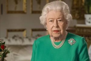Rainha Elizabeth II durante discurso - Foto: Reprodução/Instragram