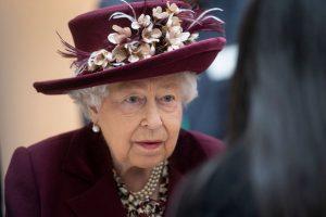 Rainha Elizabeth - Foto: Divulgação