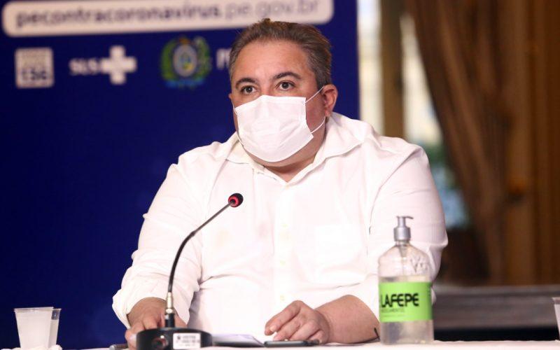 Pernambuco pode iniciar vacinação contra a Covid na próxima semana