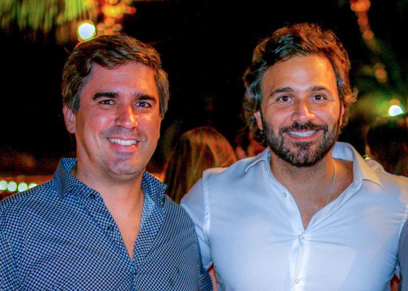 Antonio Neves Baptista e Rodrigo Novaes - Foto: Divulgação/Chico Andrade.
