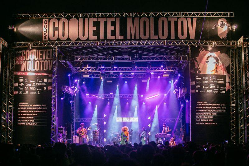 17ª edição do No Ar Coquetel Molotov será em janeiro de 2021