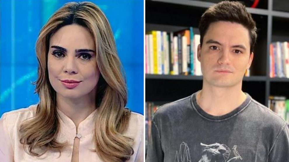 Rachel Sheherazade defende Felipe Neto após fake news