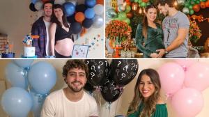 Chá de bebê online conquista celebridades