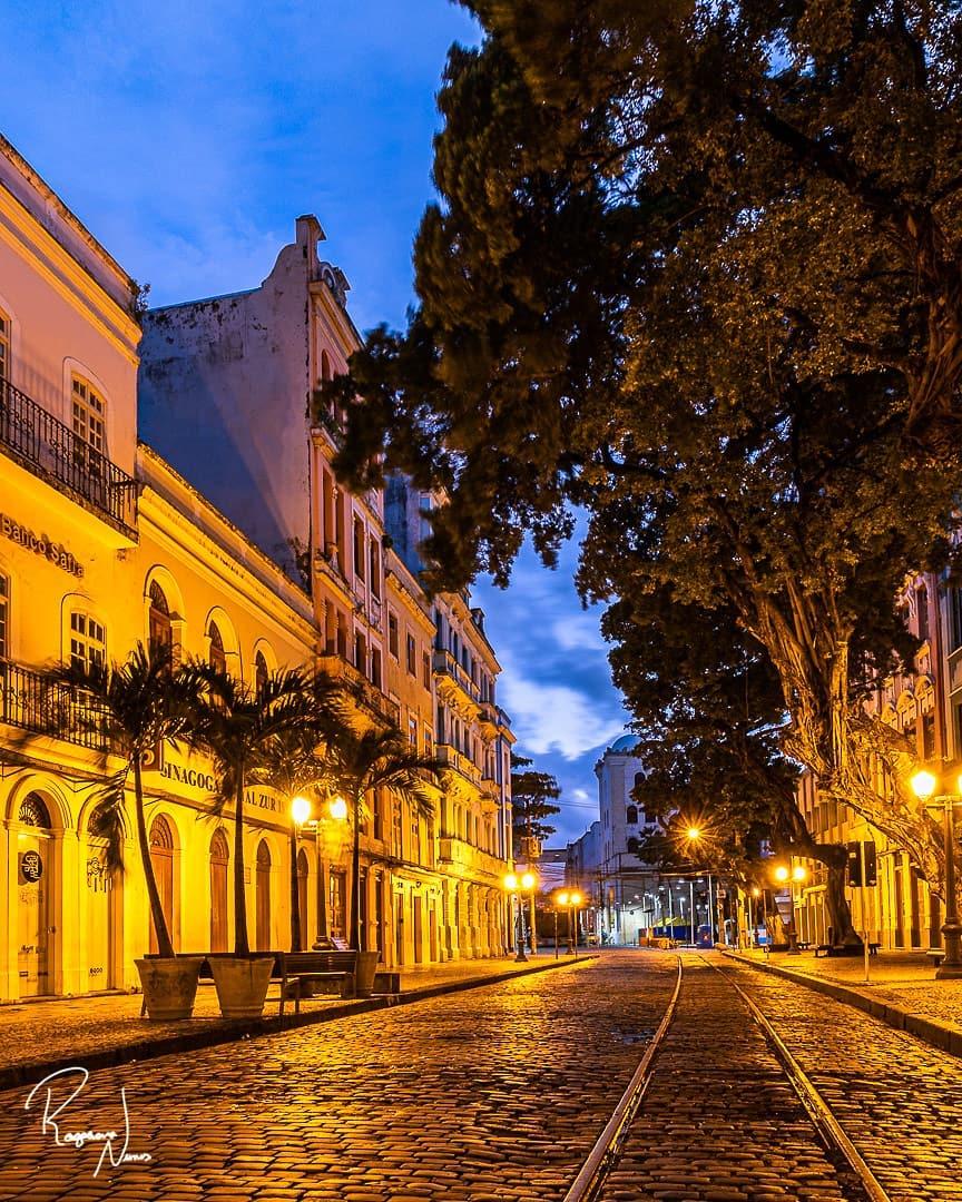 Rua do Bom Jesus - Foto: Rogaciano Nunes.