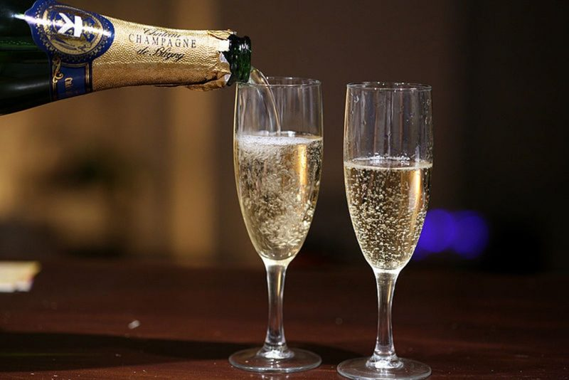 Setor do champagne vive crise histórica devido à pandemia