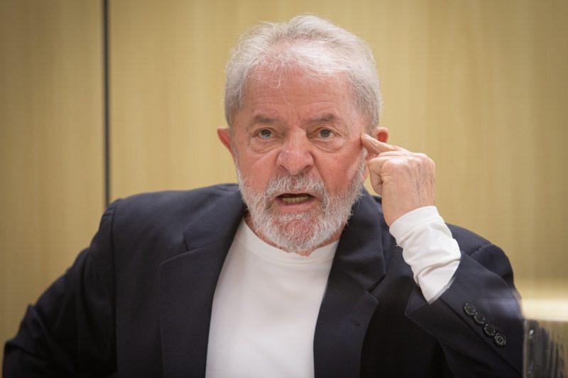 Em entrevista, Lula afirmou ser possível que o PT lance um vice para candidatura de outro partido em 2022. - Foto: Guilherme Santos/Sul21