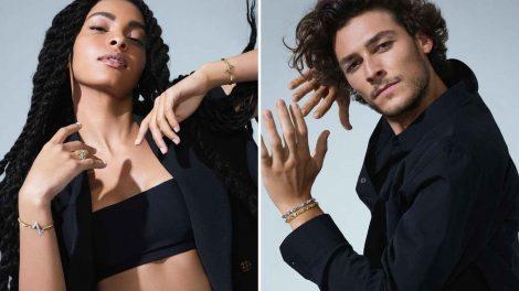 Louis Vuitton lança nova coleção de joias unissex