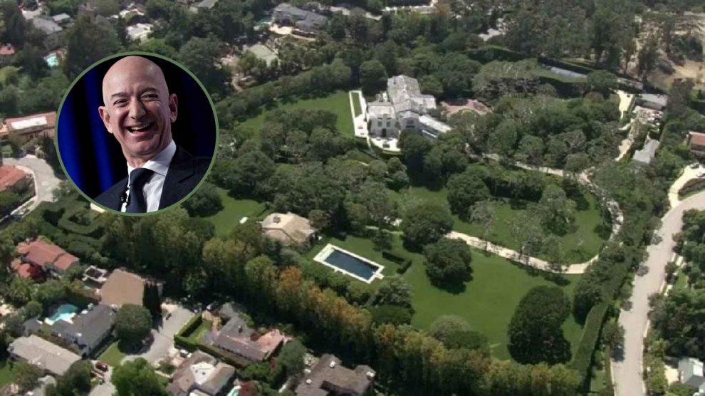 Jeff Bezos compra casa de quase R$ 55 mi para abrigar funcionários