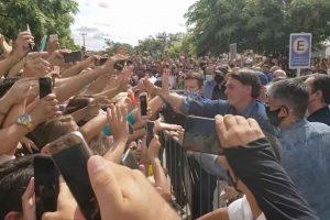 Bolsonaro faz terceira visita ao Nordeste em menos de um mês