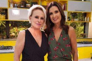 Ana Maria pode ficar depois de Fátima Bernardes na grade da Globo