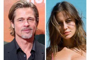 Brad Pitt leva namorada a castelo onde se casou com Angelina Jolie