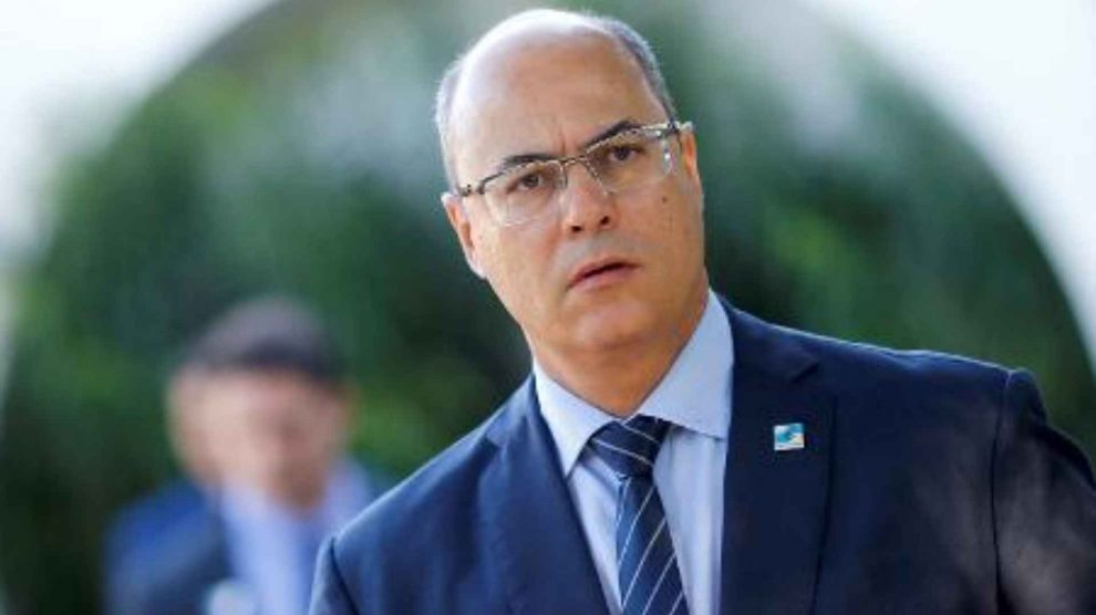 Justiça determina afastamento do governador do Rio, Wilson Witzel