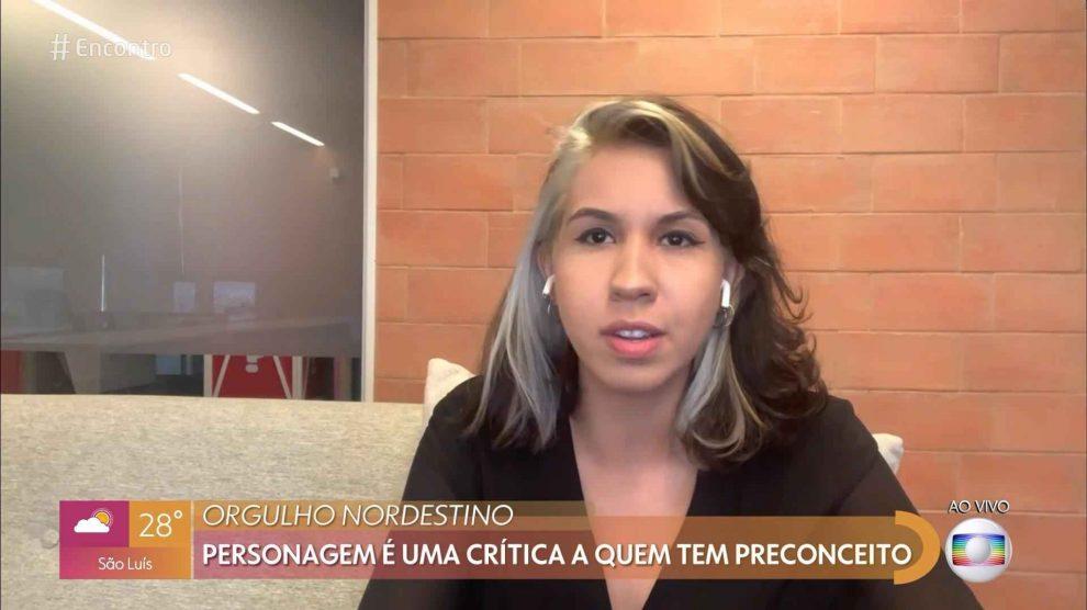 Pernambucana que é sucesso nas redes sociais participa do Encontro