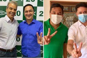André apoia Feitosa e Anderson fecha com Mendonça nas eleições