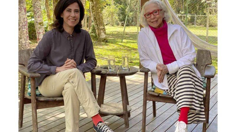 Mãe e filha, Fernandas Montenegro e Torres estrelam série da Globo
