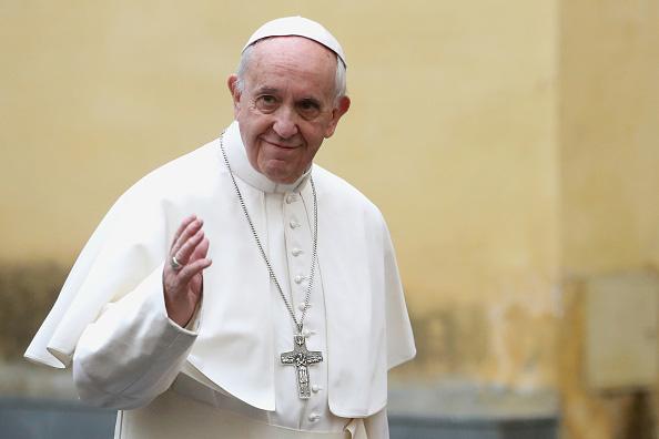 Papa Francisco nomeou o arcebispo italiano Giambattista Diquattro como novo núncio apostólico no Brasil.- Foto: Chris Jackson/Getty Images.