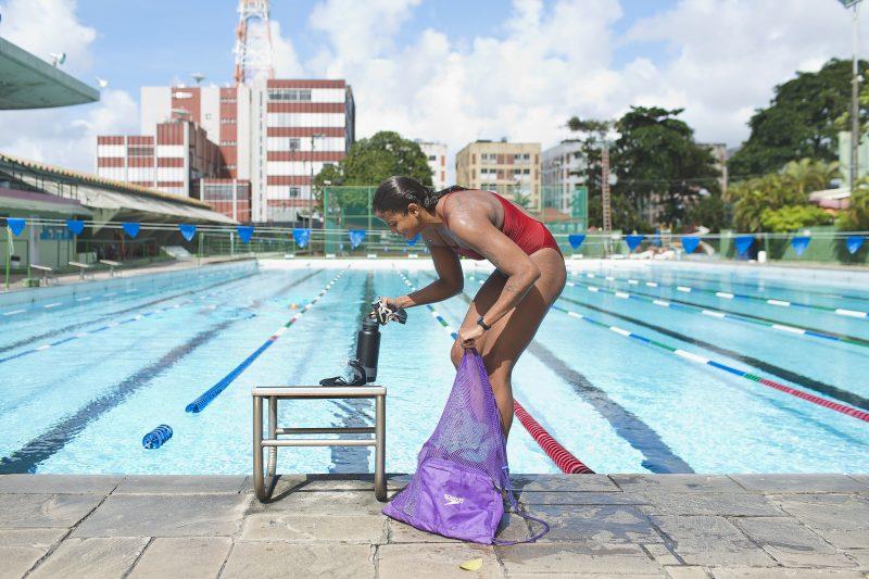 Orgulho de PE, Etiene Medeiros brilha na natação mundial