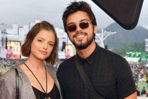 Agatha Moreira e Rodrigo Simas são diagnosticados com coronavírus