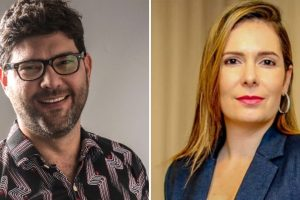 Leonardo Salazar será o vice da delegada Patrícia Domingos