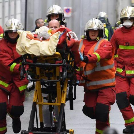 Ataque perto da antiga redação do Charlie Hebdo deixa feridos