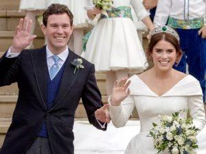 Princesa Eugenie está gravida do primeiro filho