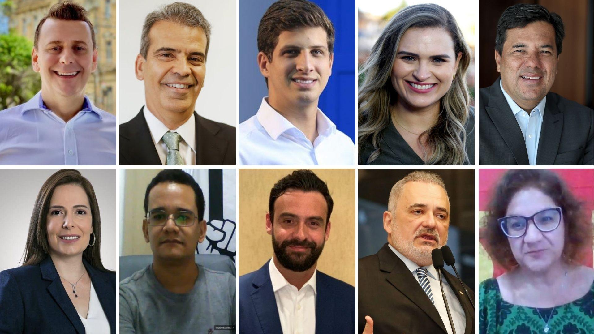 Saiba o patrimônio dos candidatos à Prefeitura do Recife