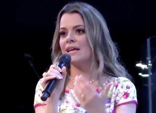 Luana Piovani critica Ana Paula Valadão