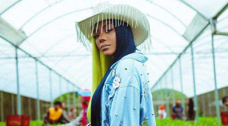 Ludmilla, cantora de funk, é a primeira negra latina a alcançar número na plataforma