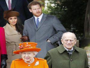 Harry e Meghan podem antecipar volta ao RU em atenção a Philip