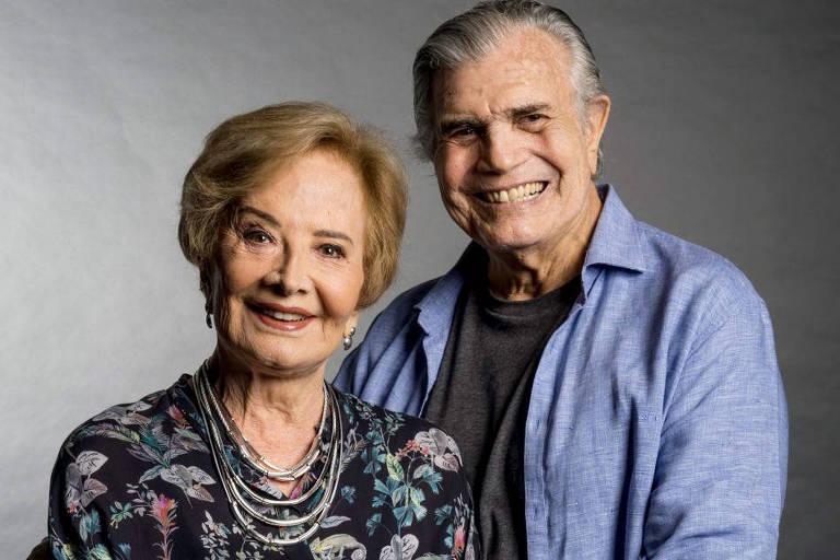 Globo encerra contrato com Tarcísio Meira e Glória Menezes