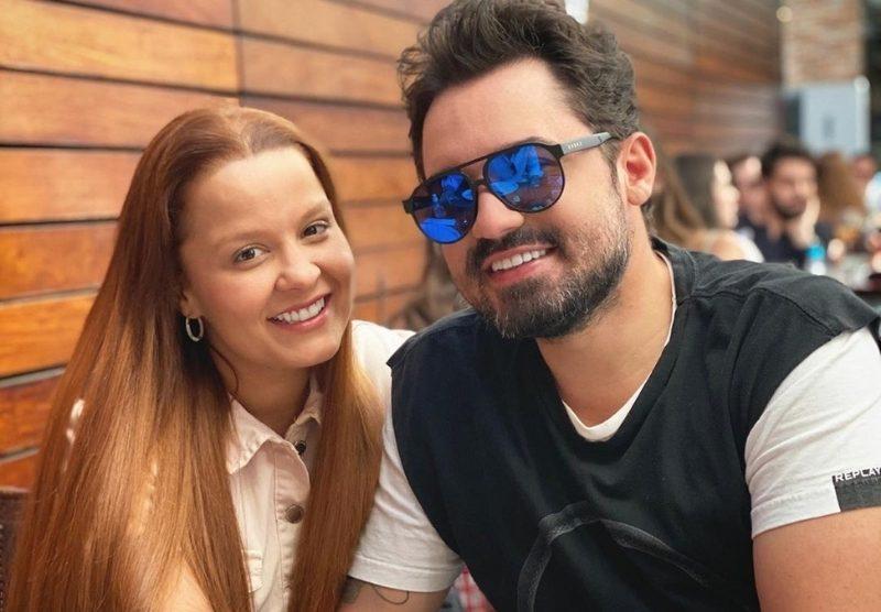 Maiara e Fernando Zor reatam namoro
