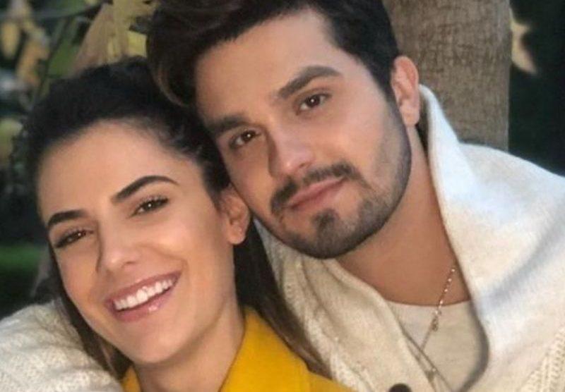 """Jade confirma fim de noivado com Luan Santana: """"A vida continua"""""""