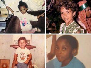 Famosos celebram o Dia das Crianças com fotos mirins