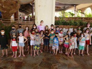 Thyane Dantas promove Dia das Crianças Solidário no Ceará